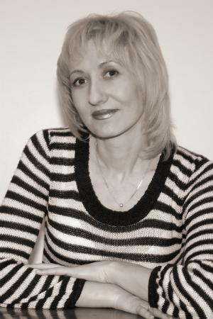 Ирина Михайловна Алексеева
