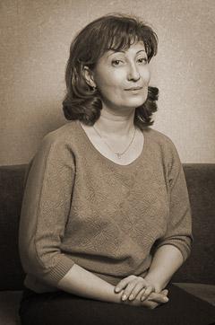 Лариса Михайловна Щербакова